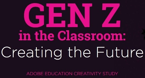 GEN Z in the Classroom: Creating the Future – Adobe Study