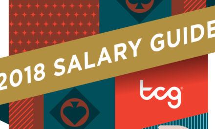 The Creative Group 2018 Salary Guide: Play your cards right