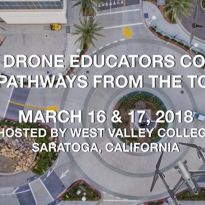 National Drone Educators Conference | Aerial Pathways From The Top Down