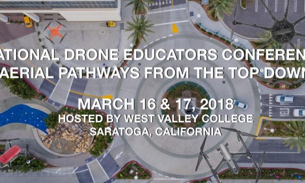 March 16-17 National Drone Educators Conference | Aerial Pathways From The Top Down