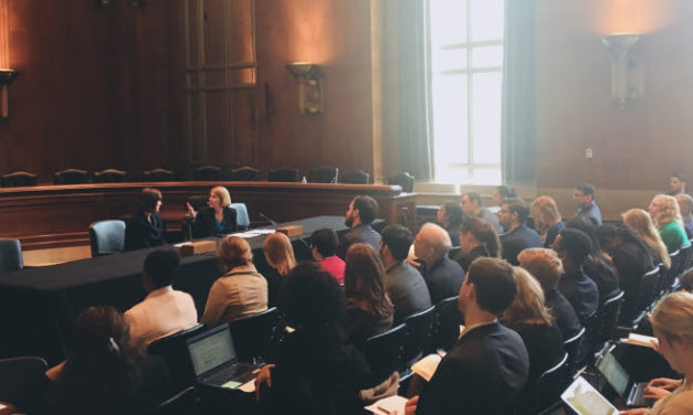 CTE Policy Watch – ACTE Participates in Perkins Briefing on Capitol Hill